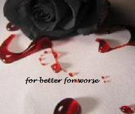 For Better, For Worse by Sally